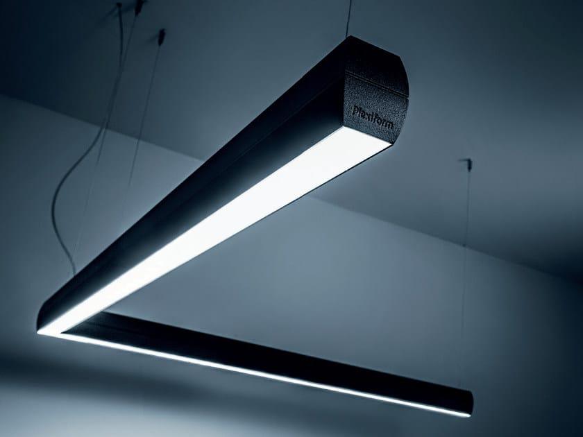 LED direct light pendant lamp OVO | Pendant lamp by PLEXIFORM
