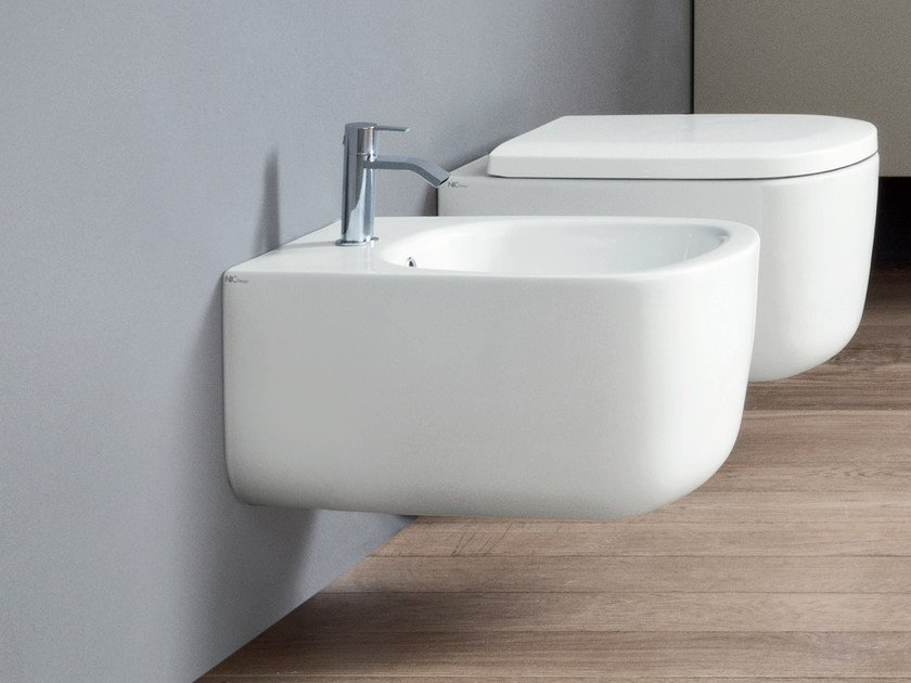 Bathroom collection ovvio by nic design rooms bathroom