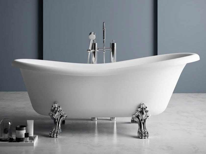 BluStone oval bathtub OXFORD by Blu Bleu