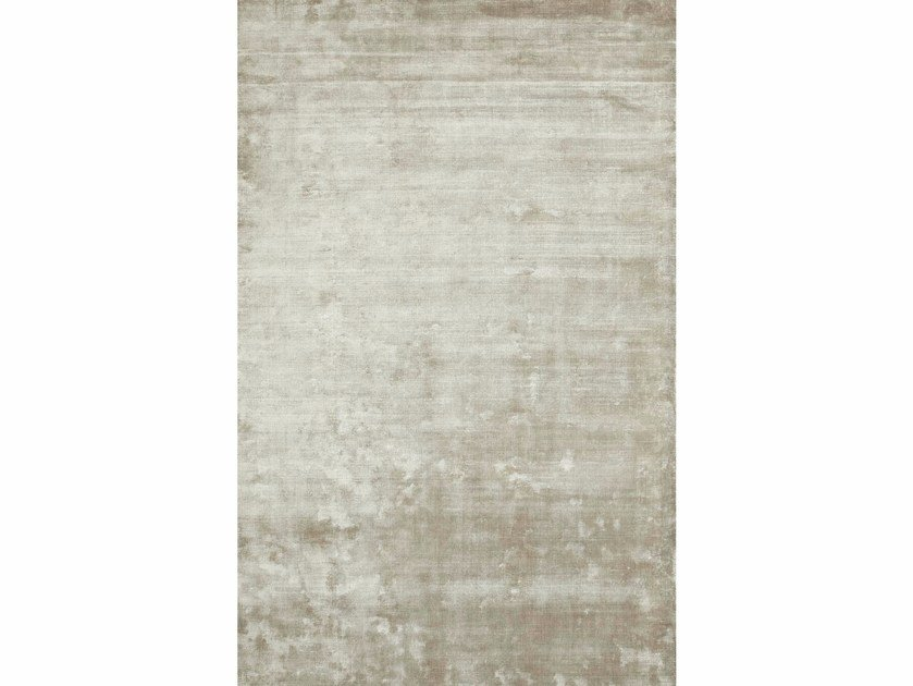 Viscose rug OXFORD PHPV-19 Gull Gray by Jaipur Rugs
