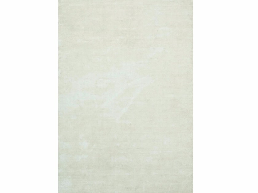 Viscose rug OXFORD PHPV-19 Pristine White by Jaipur Rugs