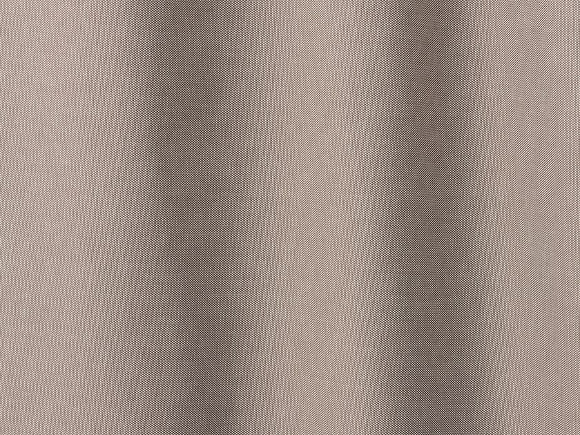 Solid-color fire retardant Trevira® CS fabric OXFORD THREE by Dedar