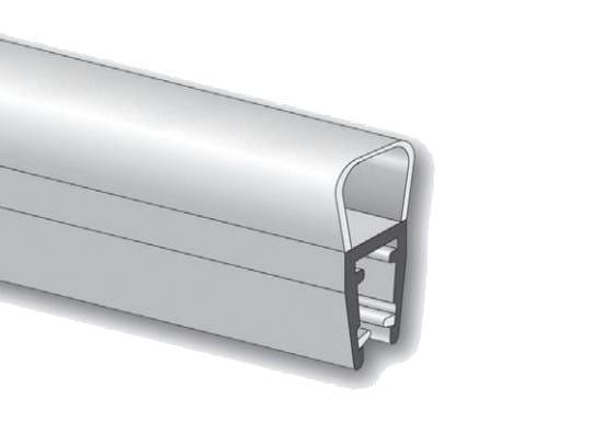Shower door gasket OXIDAL 328 by Nuova Oxidal