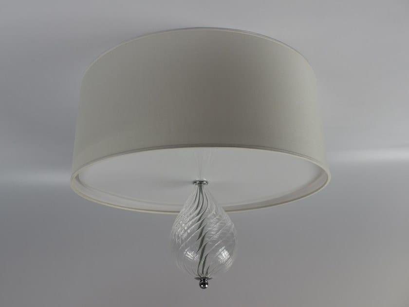 Fabric lampshade P001 | Lampshade by Ipsilon PARALUMI