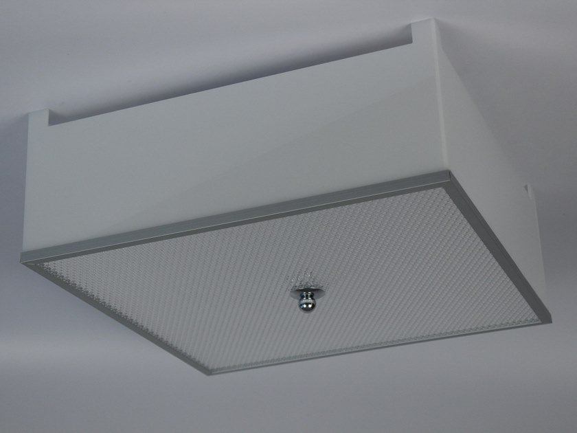 Plexiglass ceiling light P008   Ceiling light by Ipsilon PARALUMI