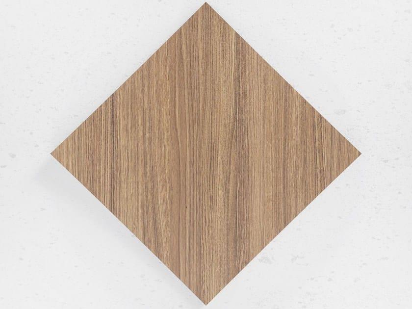 Wood veneer Decorative panel P1 by ODESD2