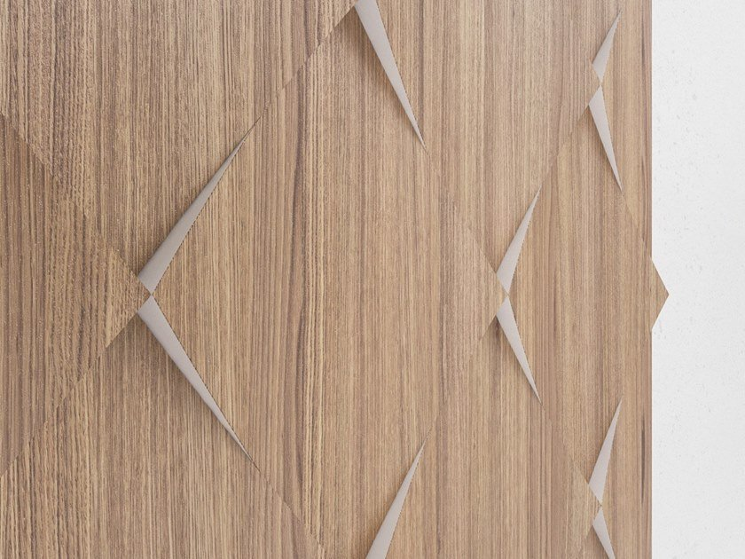 Modular MDF 3D Wall Panel P1 | MDF 3D Wall Panel by ODESD2