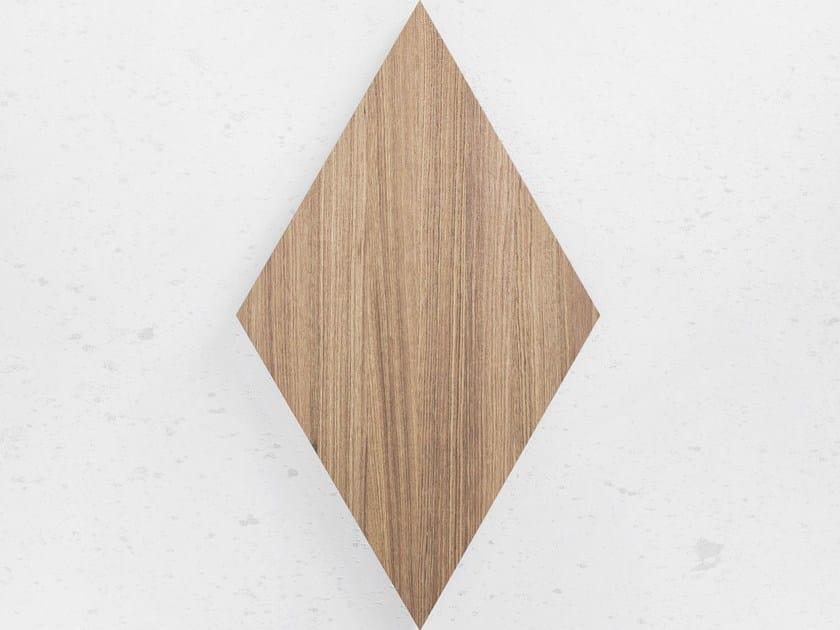 Wood veneer Decorative panel P2 by ODESD2