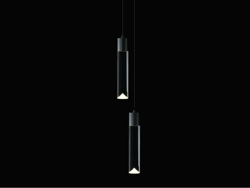 LED pendant lamp with dimmer P2A by Archilume