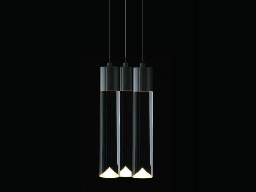 LED pendant lamp with dimmer P3 by Archilume
