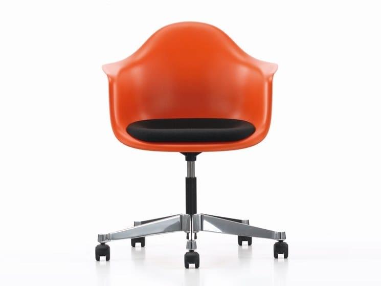 Cadeira operativa giratória com rodízios PACC | Cadeira operativa by Vitra