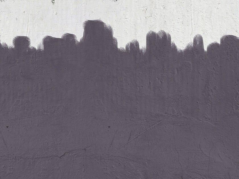 Wall effect wallpaper PAINT by Adriani e Rossi edizioni
