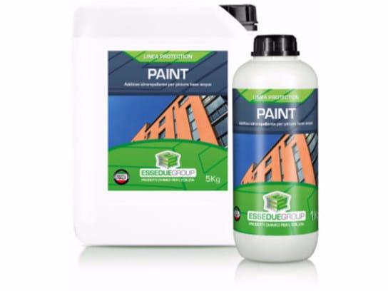Additivo idrorepellente per pitture PAINT by Essedue Group