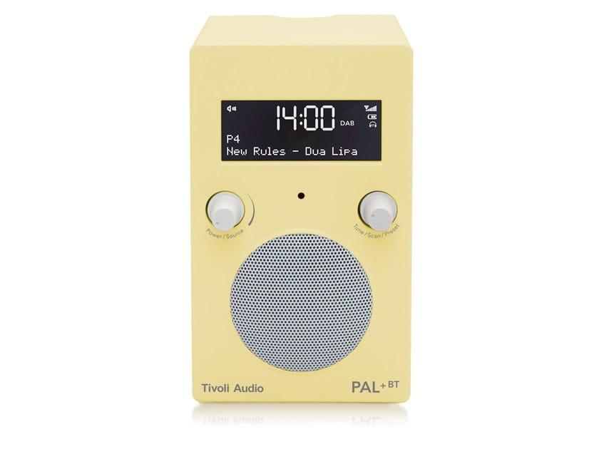 Radio PAL+ BT - ANISE FLOWER by Tivoli Audio