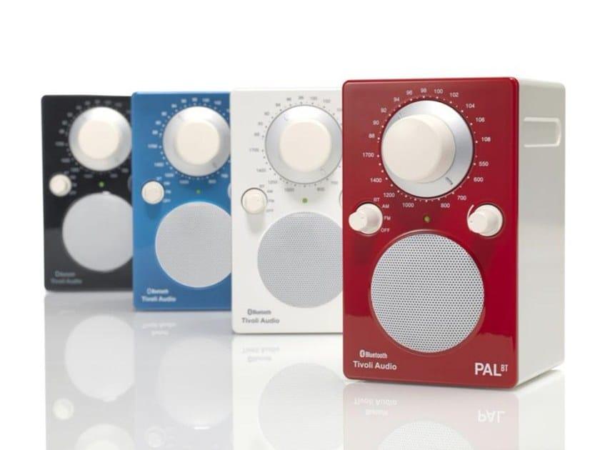 Radio wireless con batteria ricaricabile PAL BT by Tivoli Audio