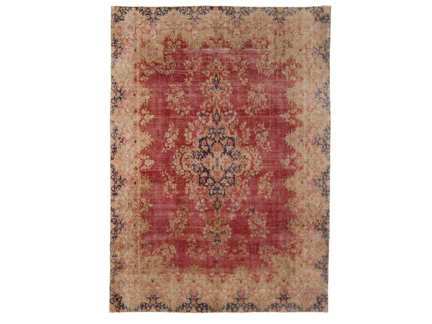 Patterned rectangular wool rug PALAZZO PREMIUM | 335 x 244 by EBRU