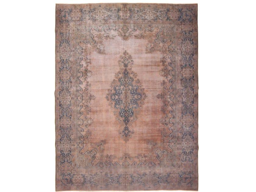 Patterned rectangular wool rug PALAZZO PREMIUM | 395 x 298 by EBRU