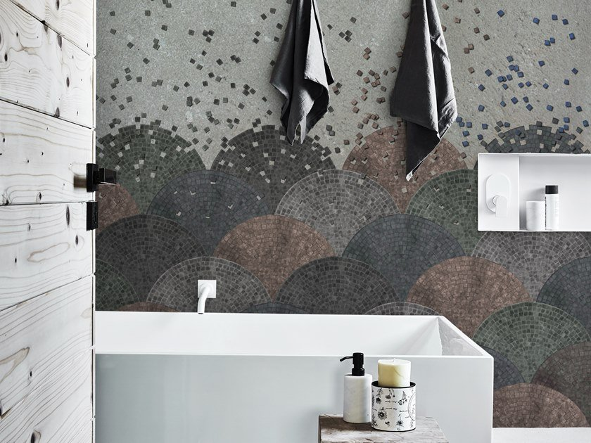 Bathroom Wallpaper Palermo Wet System 18 Collection By