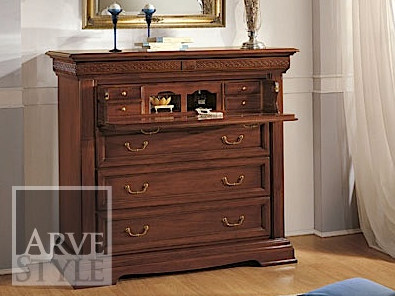 Wooden chest of drawers PALLADIO | Chest of drawers by Arvestyle