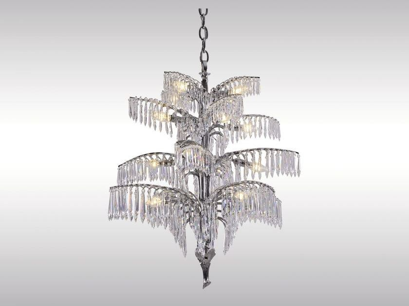 Classic style chandelier PALME by Woka Lamps Vienna