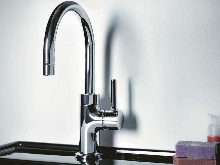 Single handle washbasin tap PAN | Single handle washbasin mixer by ZUCCHETTI