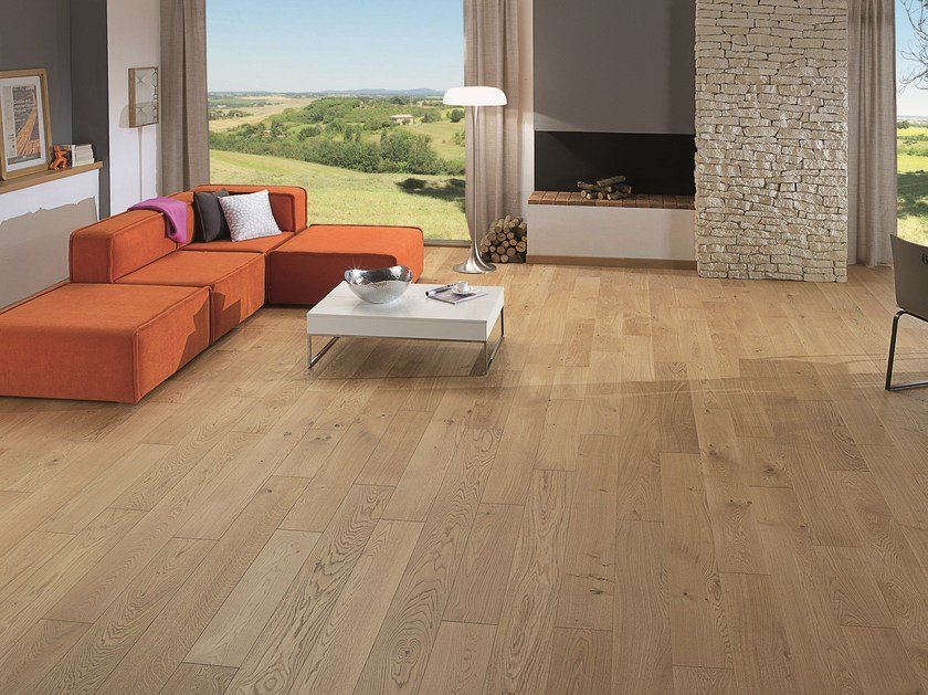Wooden parquet DIVA 184 MONOLAMA by TIMBY PARQUETS