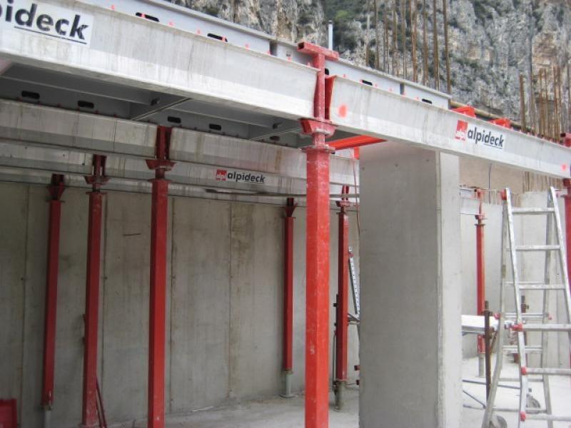 Panel Slab Formwork ALPIDECK By ULMA Construction