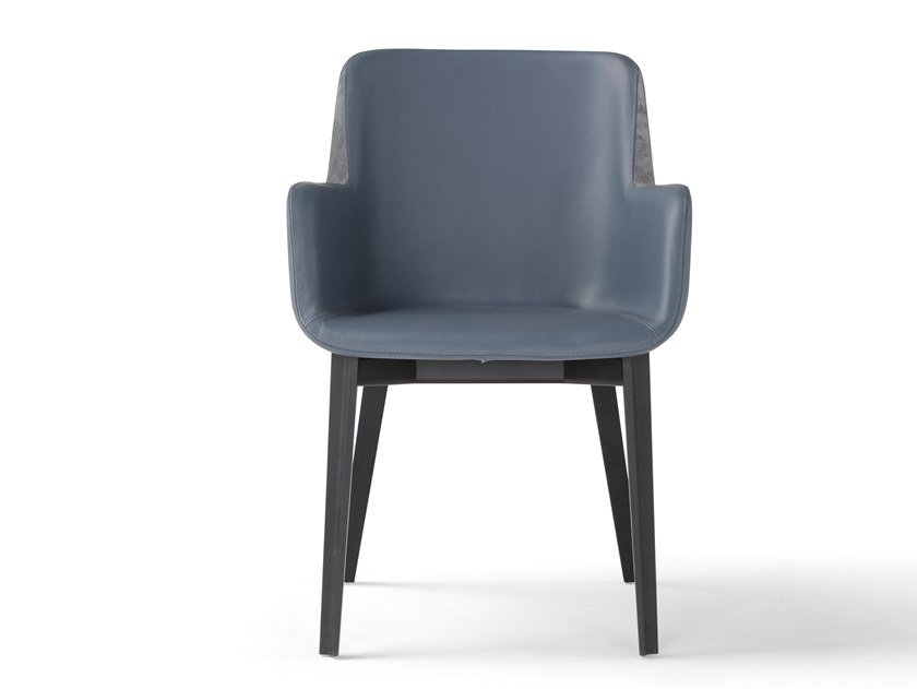 PANIS | Chair with armrests