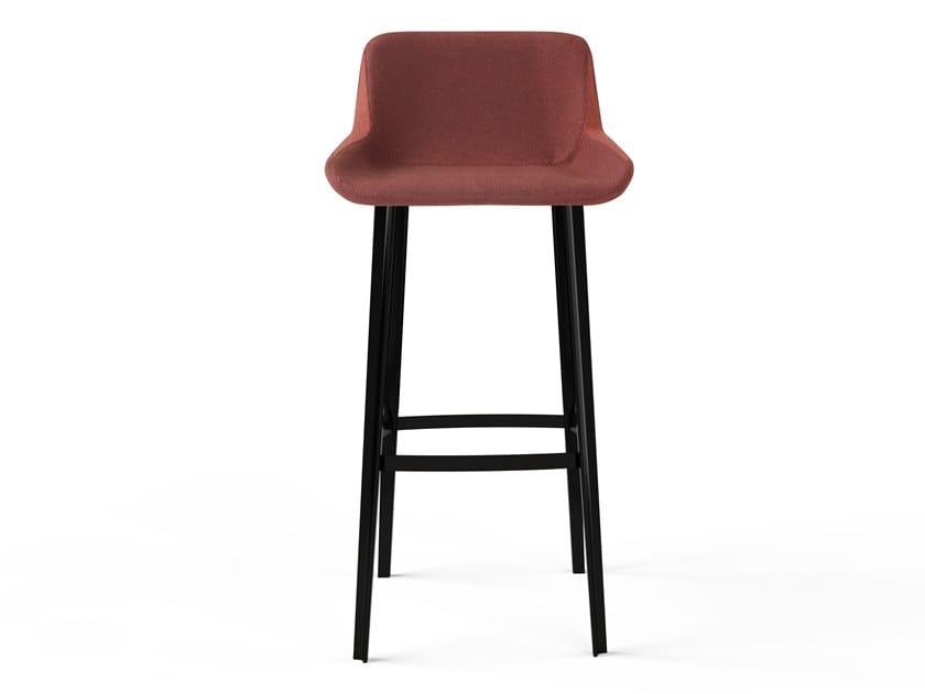 PANIS | Fabric stool