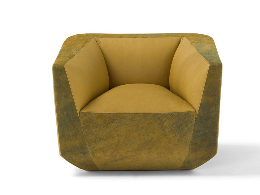 PANIS | Leather armchair