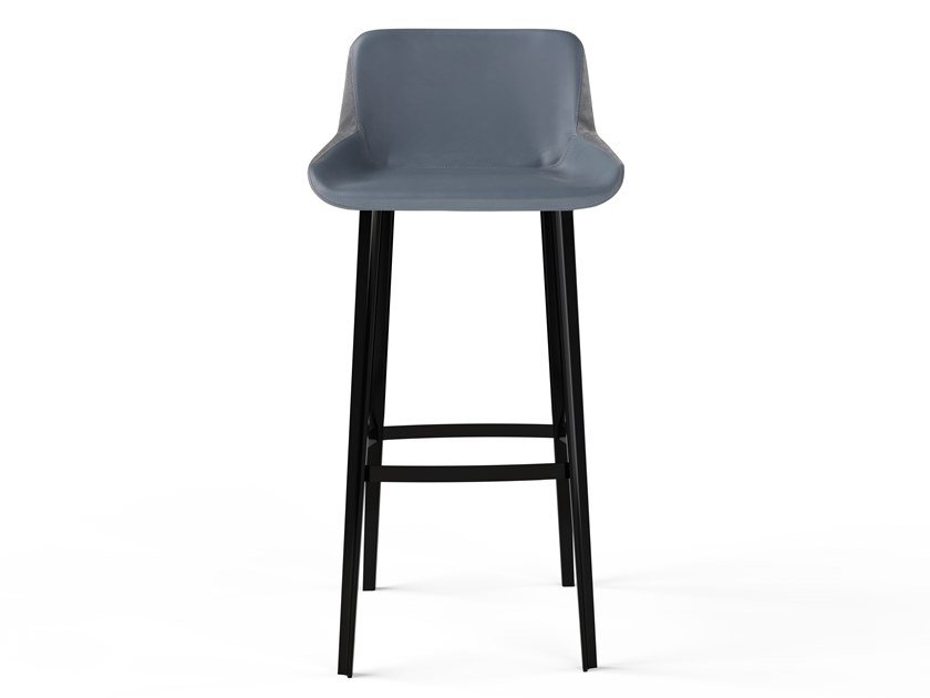 PANIS | Leather stool