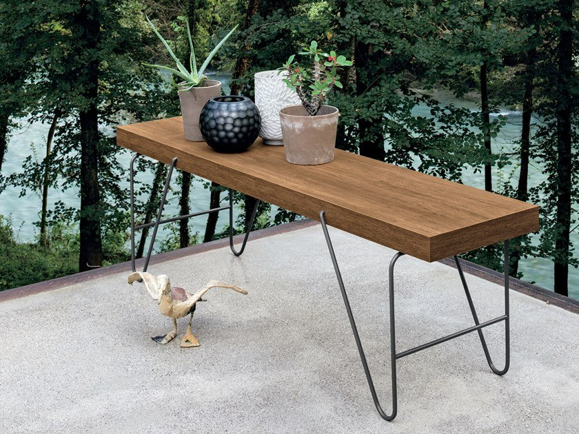 Bench PANKETTA by Gruppo Tomasella