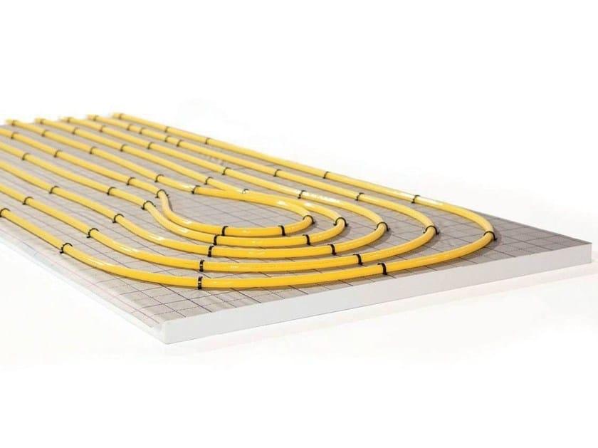 Radiant floor panel PANTHE LISCIO PLUS by PANTHERM