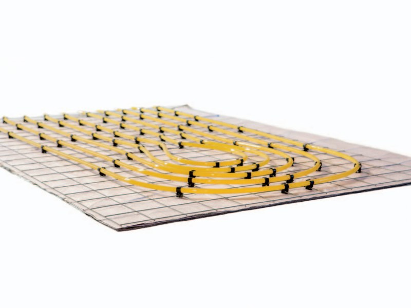 Radiant floor panel PANTHE REFLEX by PANTHERM