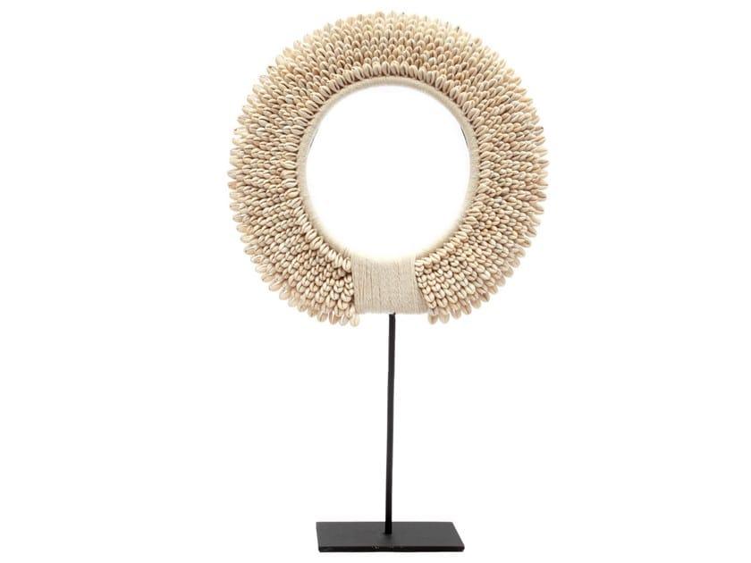 Metal decorative object PAPUA | Decorative object by Bazar Bizar