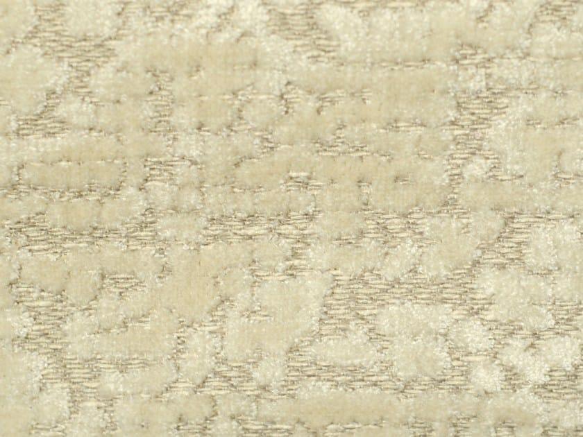 Jacquard velvet upholstery fabric PARADISE VELVET by Aldeco