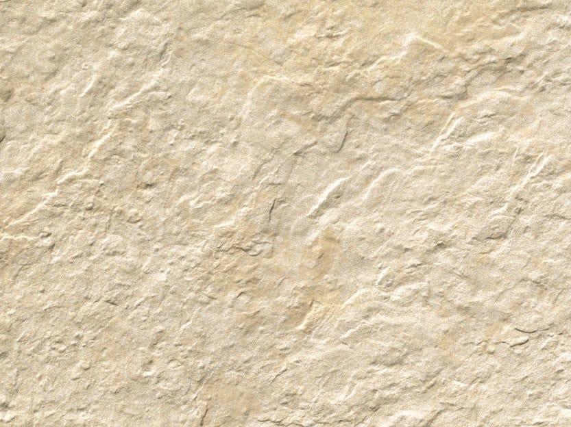 Indoor/outdoor stone wall/floor tiles PARANA BEIGE by FMG
