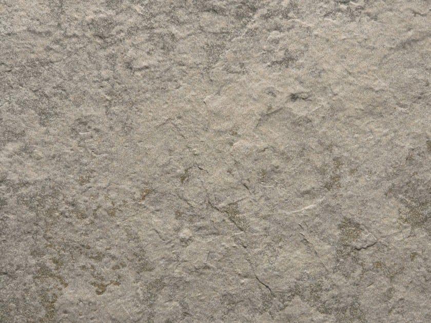 Indoor/outdoor stone wall/floor tiles PARANA BROWN by FMG