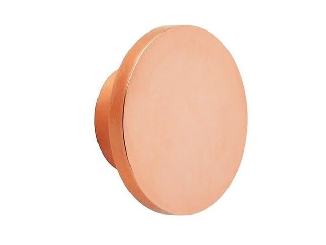 Copper handles PARASOL | Copper Furniture knob by A.S.Helsingö