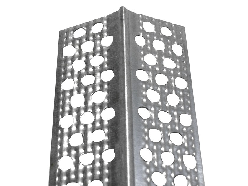 Aluminium Edge protector PARASPIGOLO 135° by Biemme