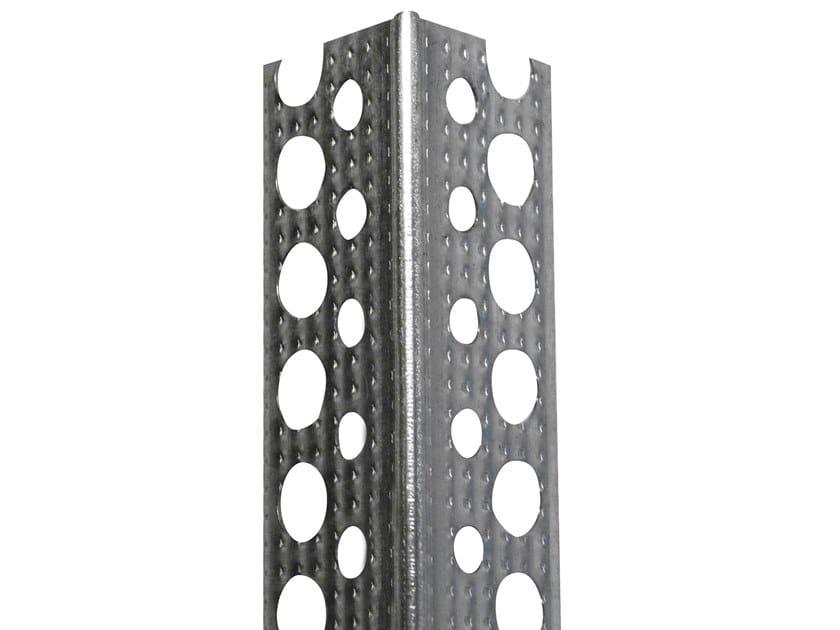 Aluminium Special fixing for insulation PARASPIGOLO CAPPOTTO by Biemme