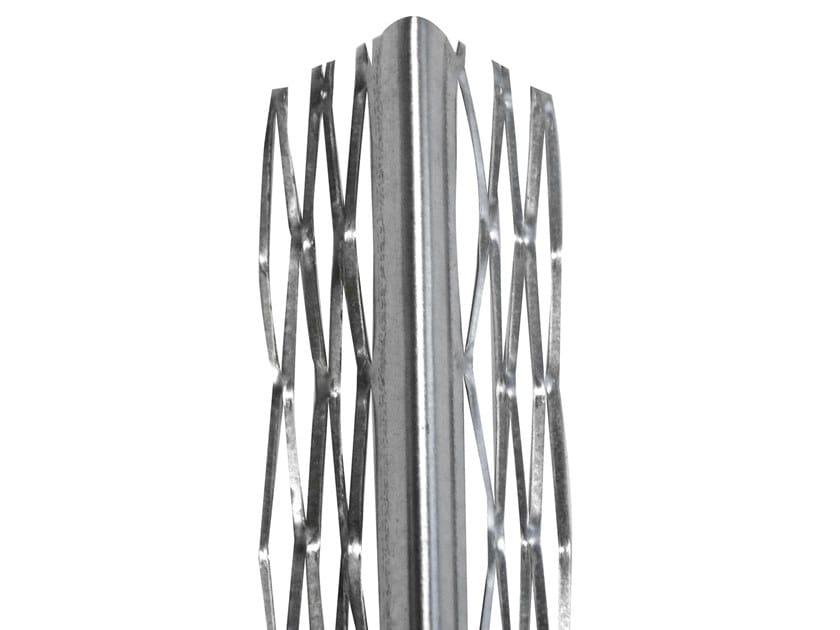 Aluminium Edge protector PARASPIGOLO STIRATO 5   Aluminium Edge protector by Biemme