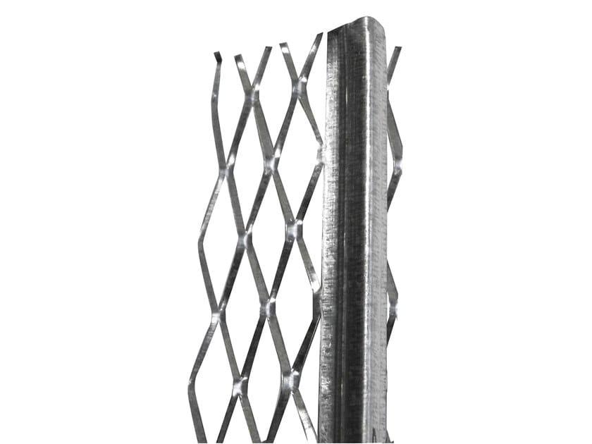 Aluminium Edge protector PARASPIGOLO STIRATO 5Z by Biemme