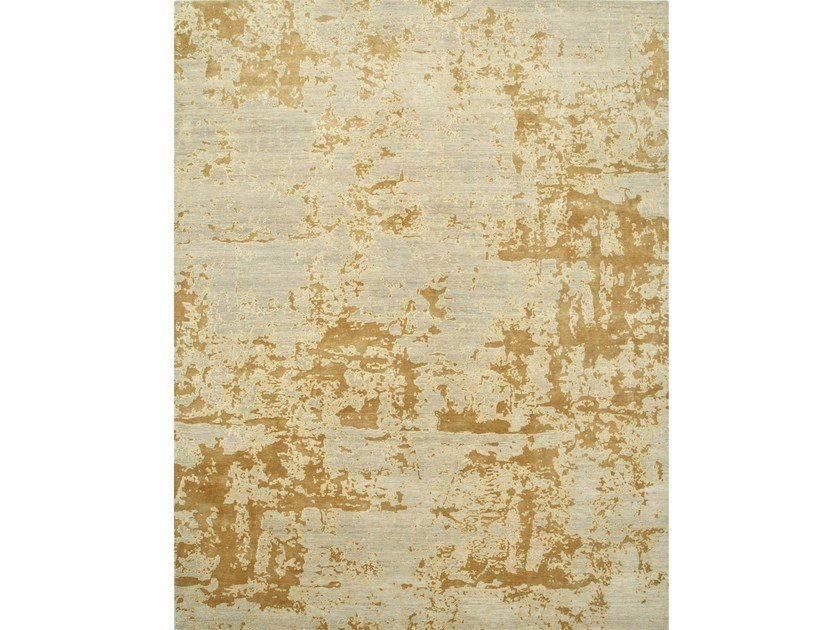 Patterned rug PARATEM ESK-430 Antique White/Honey Must by Jaipur Rugs