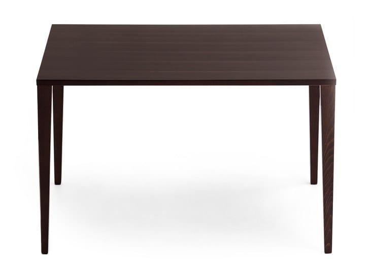 Rectangular table PARIS 6003 by Montbel