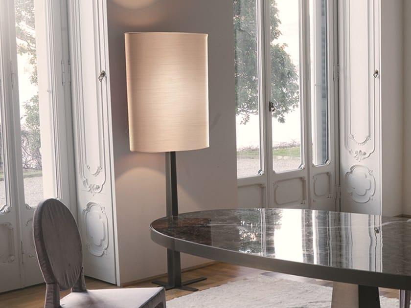Fabric floor lamp PARIS | Floor lamp by Longhi