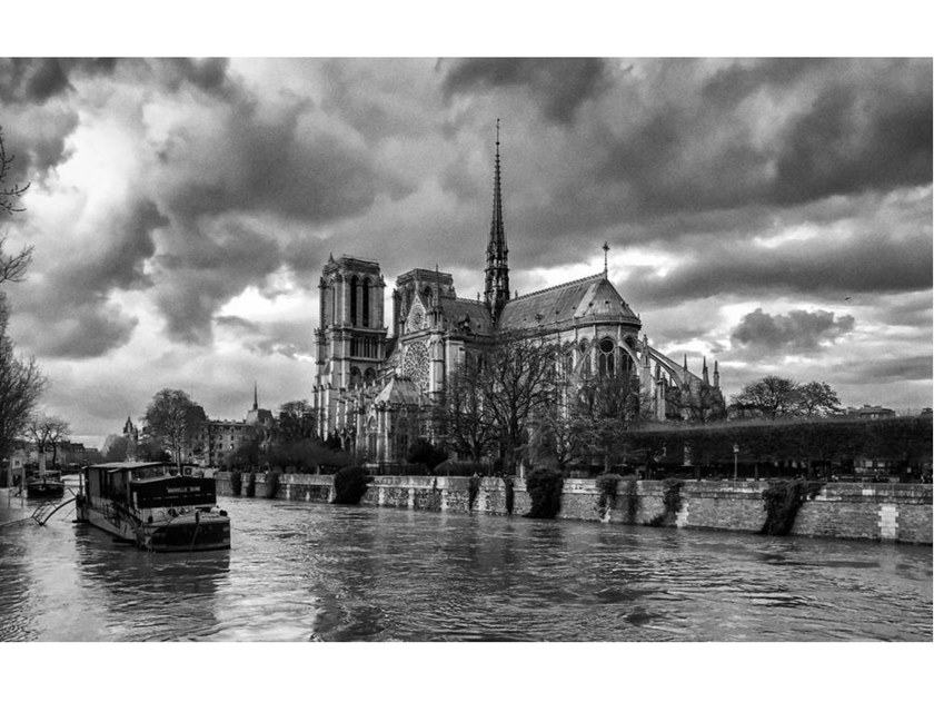 Stampa fotografica PARIS FLOOD by Artphotolimited