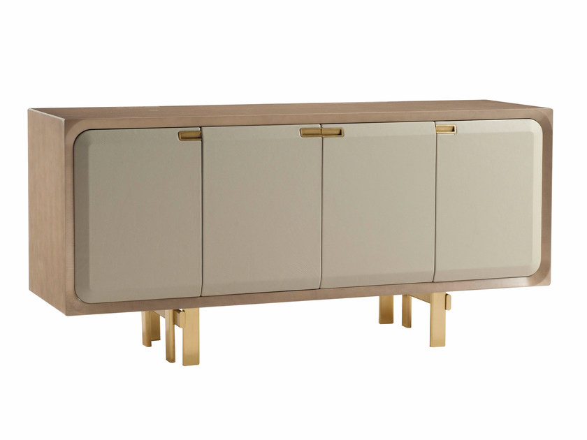Sideboard with doors PARIS PANAME | Sideboard by ROCHE BOBOIS