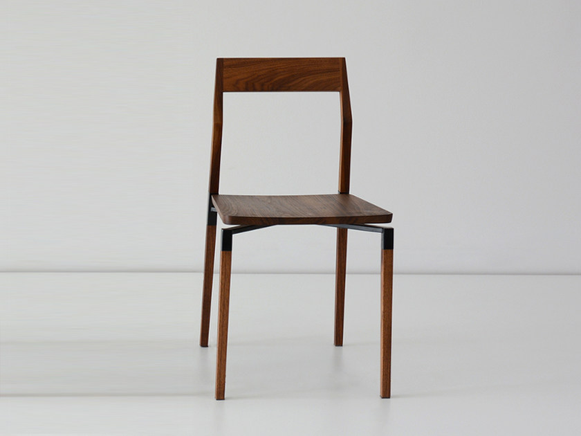 Solid wood chair PARKDALE | Chair by hollis+morris