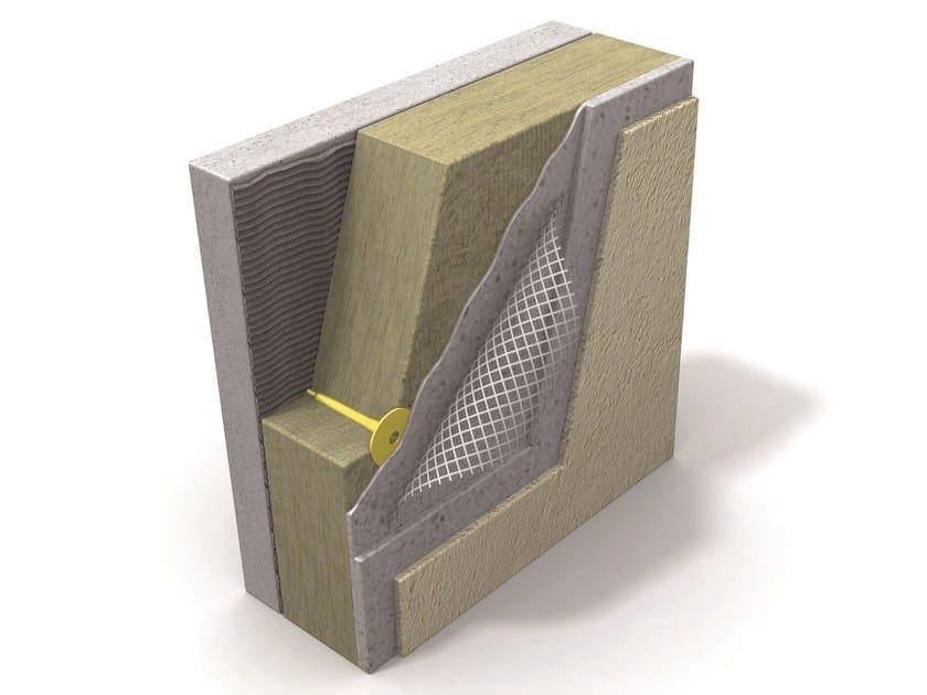 Exterior insulation system PAROC LINIO 10 by LINK industries
